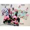 Fashion vintage floral print straps padded women ladies fit crop bra top bustier | ebay