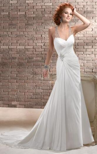 dress beauty wedding dress