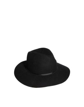 ASOS Curve | ASOS CURVE Felt Fedora Hat at ASOS