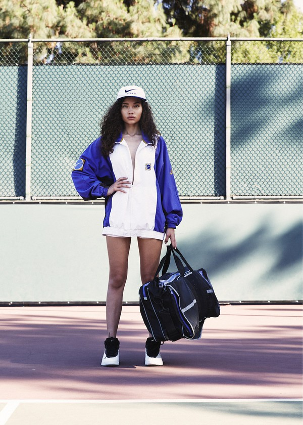 sweat the style blogger jacket bag shoes