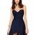Blue Sexy Dress - Bqueen Dark Blue Swallow Tail | UsTrendy