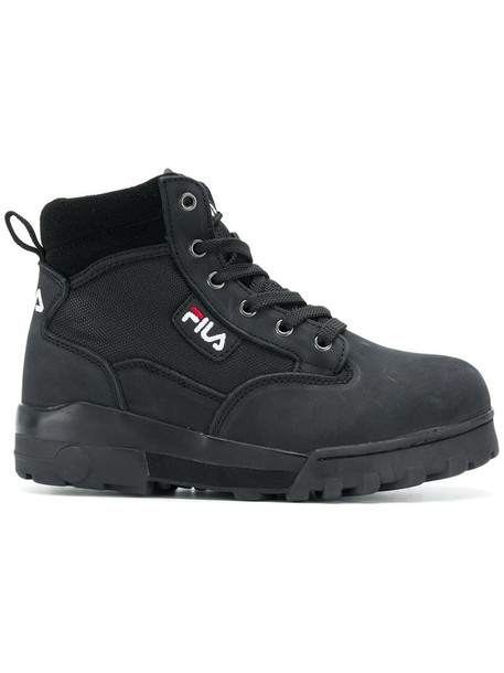 fila women grunge sneakers leather shoes