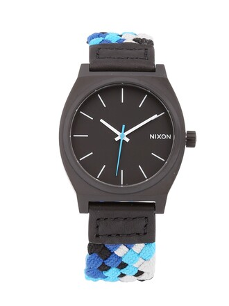 watch navy black jewels