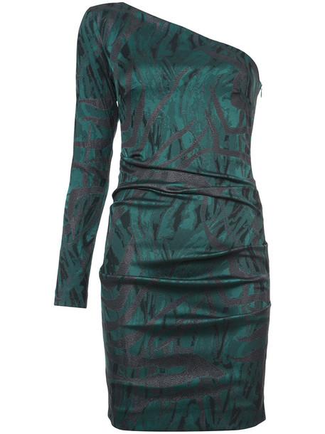 dress mini dress mini women spandex green