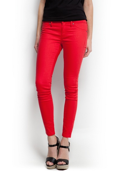 MANGO - NEW - Super slim trousers