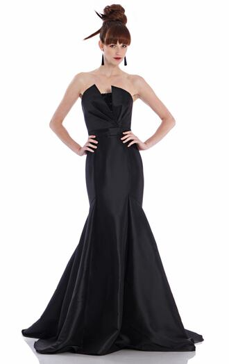 fit and flare dress gown off the shoulder dress off the shoulder beaded satin silk mermaid prom dress marmaid