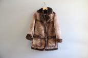 coat,brown suede coat,shearling jacket,suede fur coat,wool fur coat,boho coat