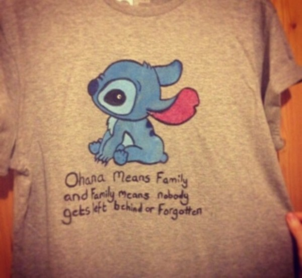 t-shirt stitch cute disney style