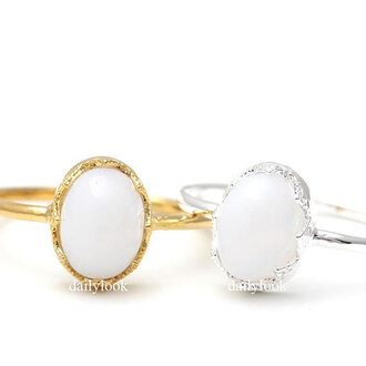 jewels ring moon stone moon stone ring white moon stone ring wedding ring bridemaid jewelry eternity ring woman ring