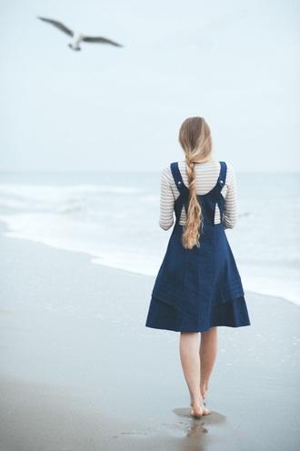 dress pinafore dress elegant demeanor pinafore dress in grey denim blue corduroy fashion midi skirt midi dress jumper