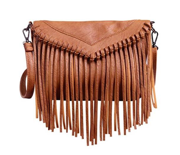 608e163694a9 bag fringes purse brown boho chic tribal pattern boho tote bag crossbody bag