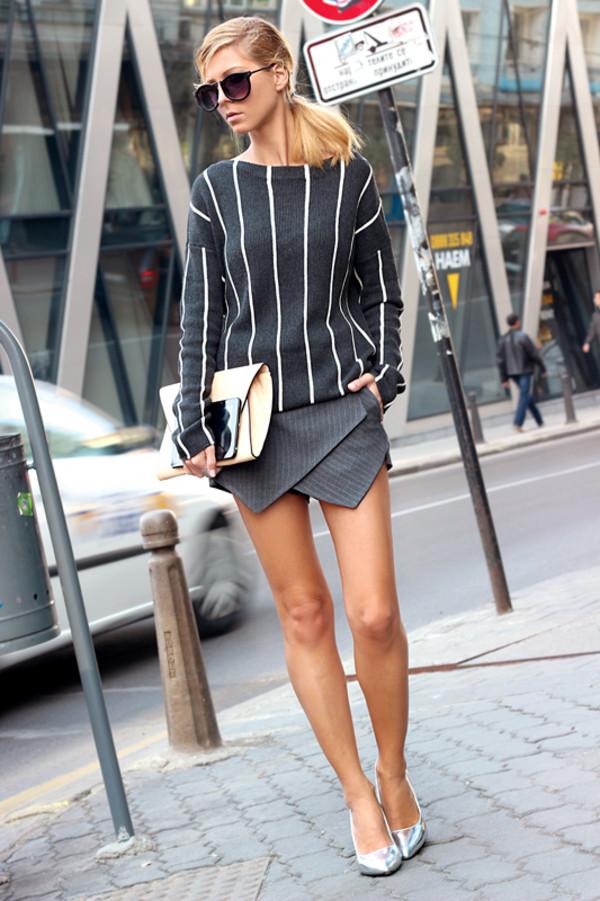 sirma markova sweater shoes sunglasses bag jewels
