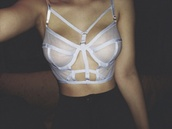 underwear,bra,strappy bra,top,strappy bralette,style,kawaii