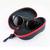 Black Lenses Gold Round Sunglasses - Sheinside.com