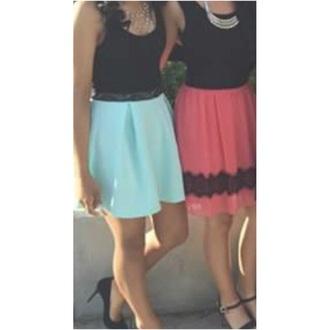 dress blue dress pink dress lace dress