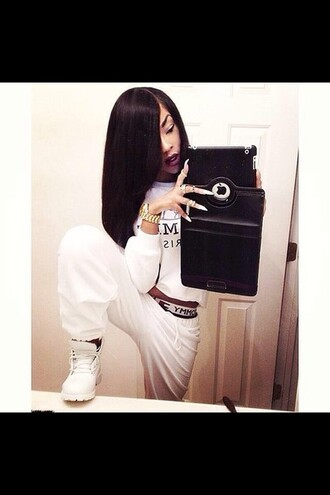 shoes tims white tommy hilfiger homies hermes joggers michael kors watch stiletto nails underwear phone cover pants