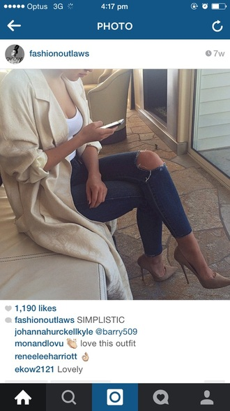 coat shoes pants