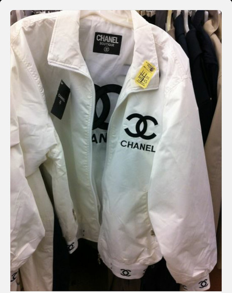 long sleeves jacket chanel jacket white jacket collar coco channel