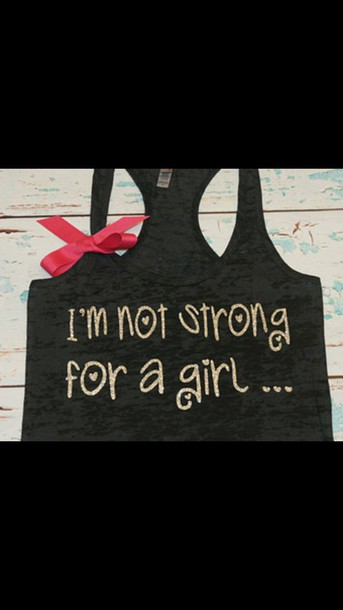 shirt tank top girly pink bow black tank top black shirt