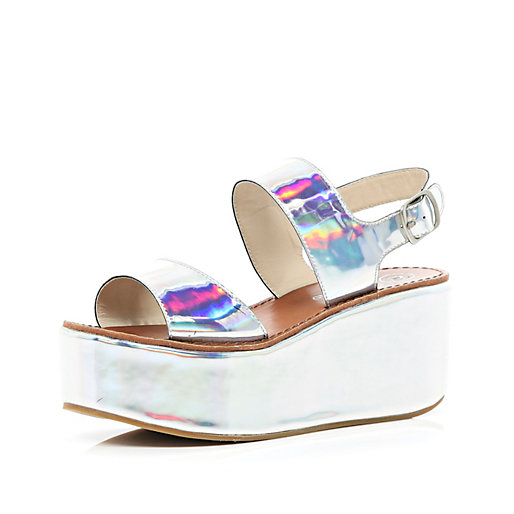 Holographic Shoes Women