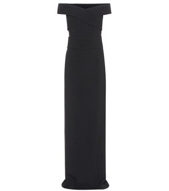 Proenza Schouler dress black