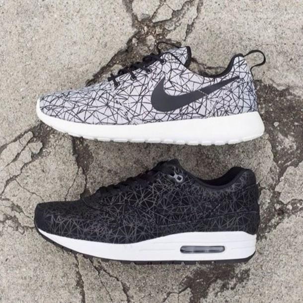 shoes nike free beautiful cool sneakers sneaks so rad grunge black white  grey grey perfect nike 879a8c00f