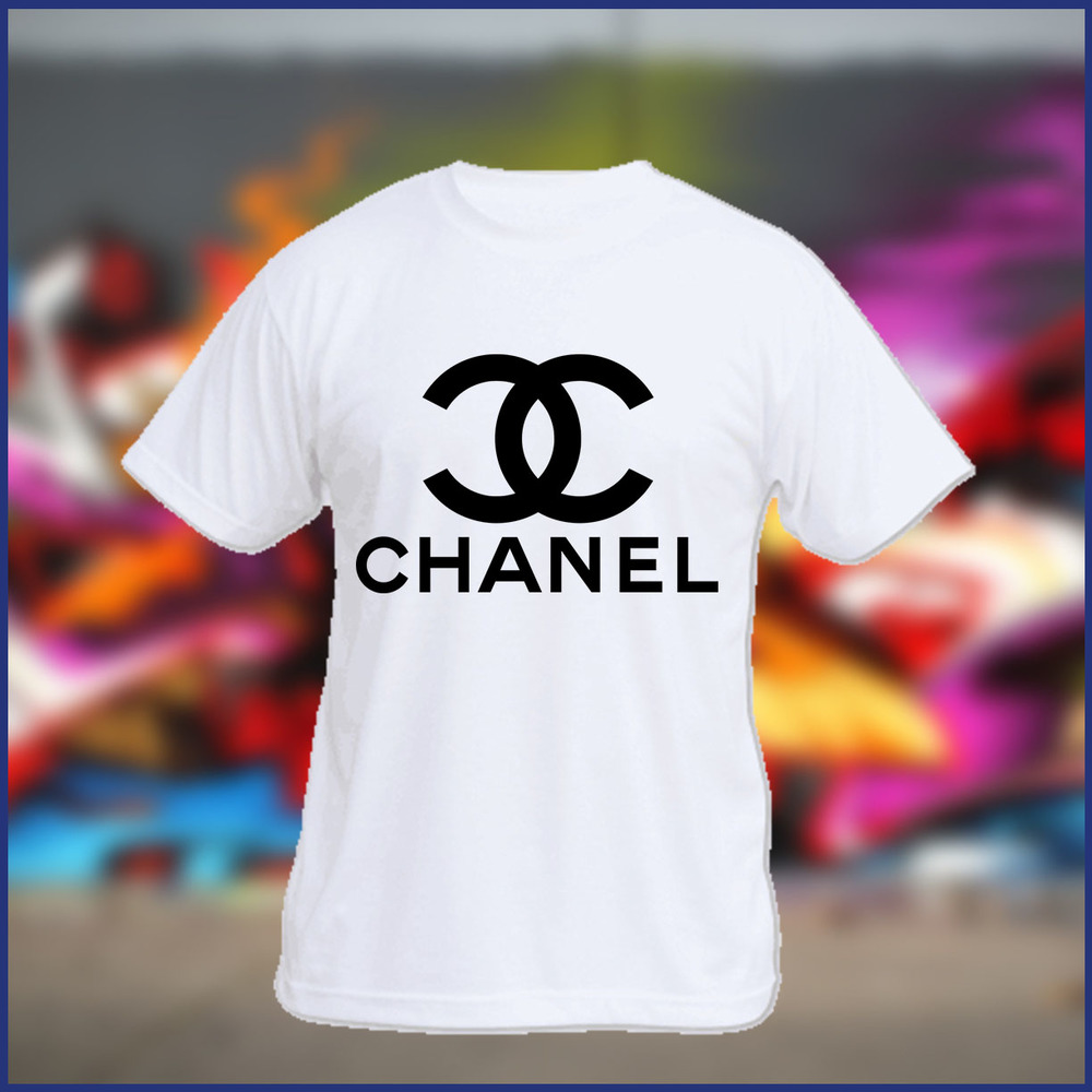 Chanel Inspired Limited Edition Tshirts — Luxury Elites
