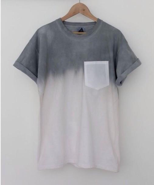 t-shirt pocket t-shirt