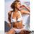 2 Pcs New Sexy White Women Push Up Padded Swimsuit Trikini Bikini Beachwear | eBay