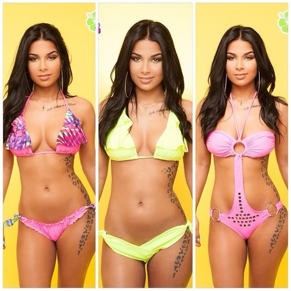 swimwear yellow swimwear pink swimwear