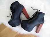 shoes,black,knock offs platforms black sparrow,jeffrey campbell,heels