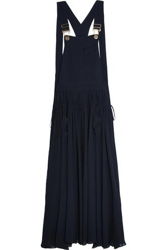 dress maxi dress maxi blue