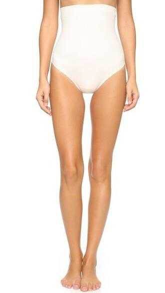 thong high nude underwear