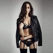 underwear,bluebella,lingerie,lingerie set,black lace,black bra,strappy bra,sexy,valentines day gift idea