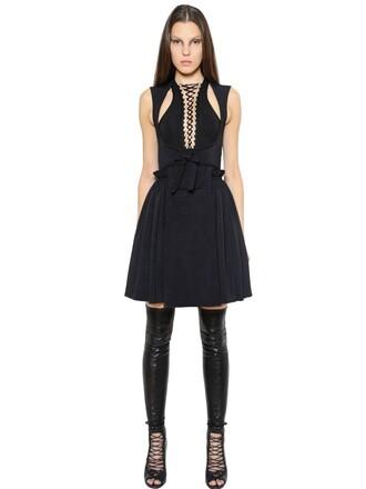 bodysuit jacquard silk black underwear