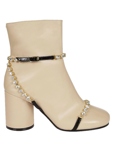 embellished ankle boots shoes