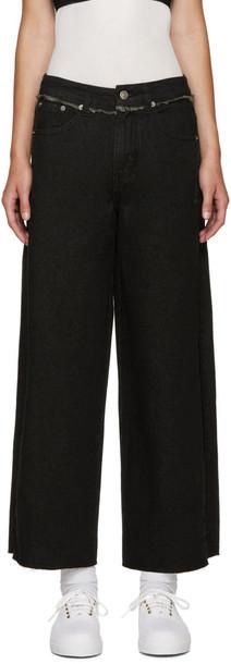Sjyp jeans black