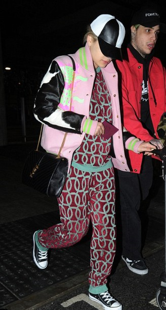 jacket pants rita ora