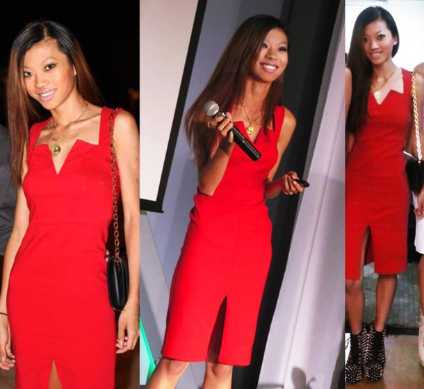 e8195be282c3 dress red dress midi maxi long dress red gown bodycon dress bandage dress  maxi dress