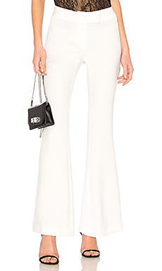 RACHEL ZOE Reed Pant in Ecru from Revolve.com