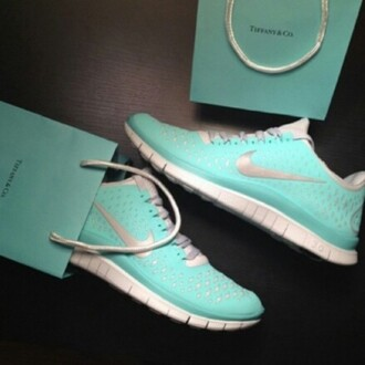 shoes nike tiffany blue nikes nike free run nike running shoes nike tiffany blue free runs nike tiffany blue tiffany&co tiffany blue mint