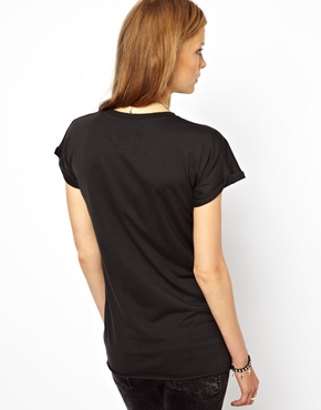 Zoe Karssen | Zoe Karssen Night Fever T-Shirt at ASOS