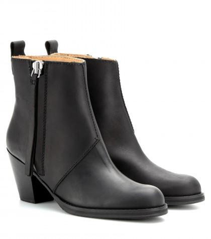 Pistol Short Boots  : Acne Studios ► mytheresa