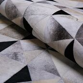 home accessory,cowhide rugs,patchwork rugs,leather rugs,luxury rugs,geometric rugs,hide rugs,floor rugs