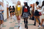 dress,clueless,yellow,iggy azalea