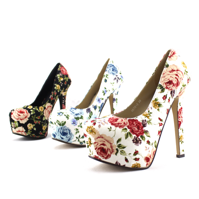 Vintage High Heels - Ivo I