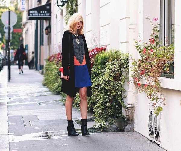 bekleidet blogger bag cardigan