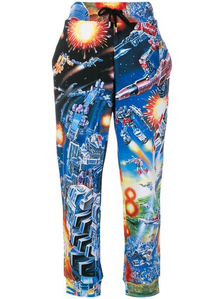 pants printed pants women cotton