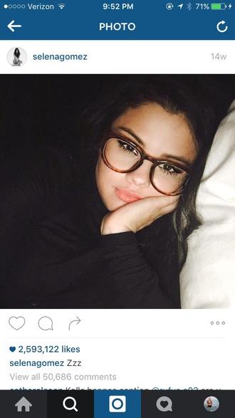 sunglasses eyeglasses eyewear glass frames glasses frames brown selena gomez glasses boho fashion vibe