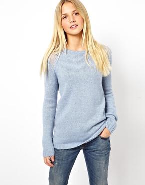 ASOS | ASOS – Pullover mit weitmaschiger Verzierung bei ASOS